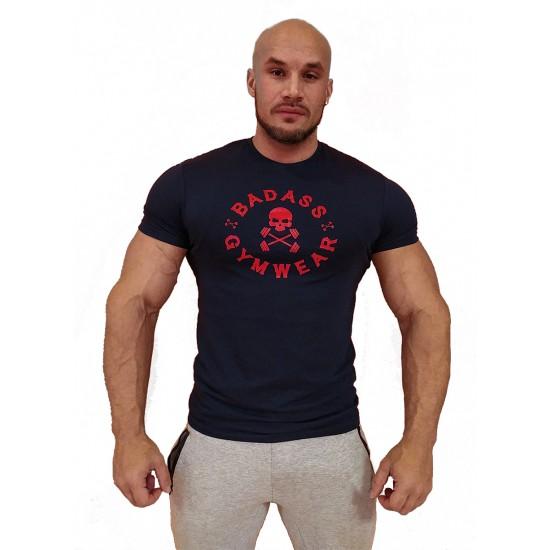 Badass gymwear out of the circle shirt