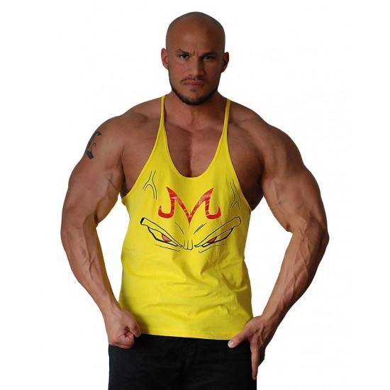 Yellow Majin Muscle Stringer